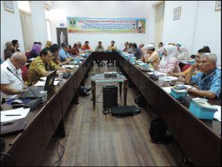 RapatKoordinasi Tim PengendalianInflasi Daerah (TPID) Provinsi Sumatera Barat
