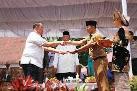 Pemenang Lomba Nagari Berprestasi Tingkat Provinsi Sumatera Barat Tahun 2017