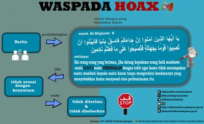 Waspada Hoax