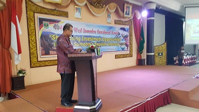 Wagub Nasrul Abit : HPN 2018 Membuka Ruang Investasi di Sumatera Barat