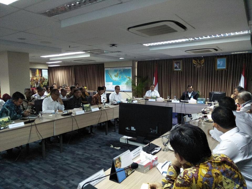 Wagub Nasrul Abit : Pembangunan Sumbar Dapat Perhatian Pemerintah Pusat